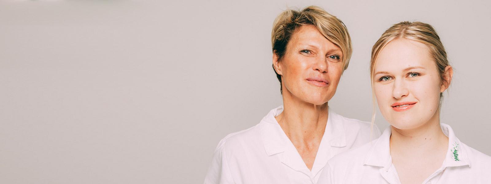 Die Zahnärzte Antje und Anne Stille sind Ihre Zahnärztinnen aus Magdeburg.