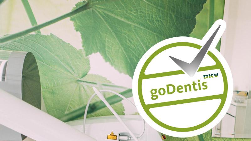 Qualitätssiegel für hochwertige Zahnprophylaxe in Magdeburg.